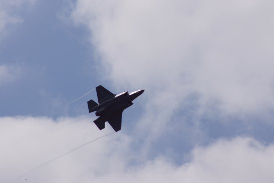 Bourges, France: F-35