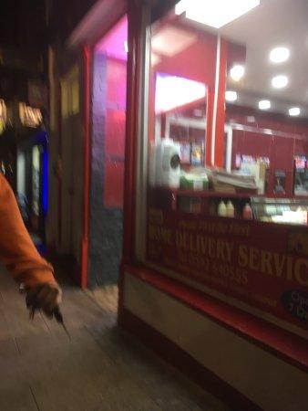 Best Place To Go Tonys Kebab Shop Kirkcaldy Traveller