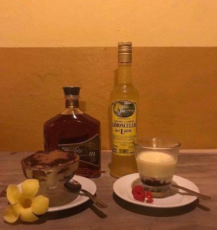 Popoyo, Nicaragua: Italian Home Made Desserts