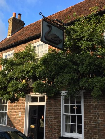 Denham, UK: The pub
