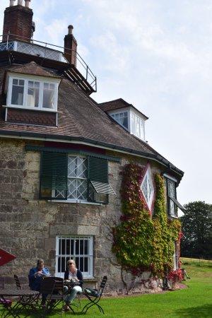 Exmouth, UK: Outside house