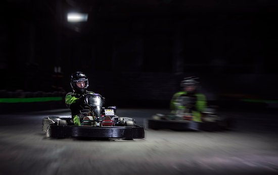 Apex Kart Chester