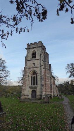 Lapworth, UK: Nearby church