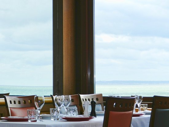 Le Grand Large Restaurant Sainte Adresse