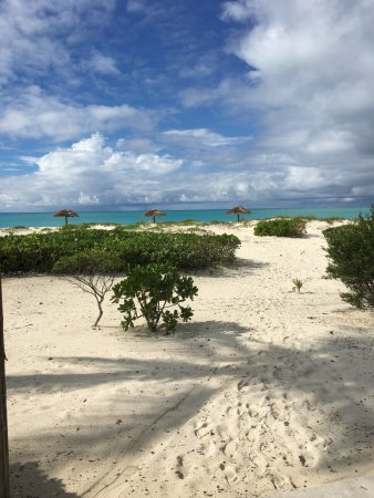 The Meridian Club Turks & Caicos: View from Room #1
