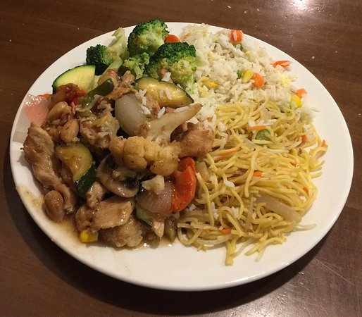 Chinisse Food: Quality Foods Chinese Restaurant, Courtenay