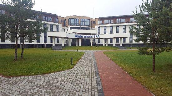 "Birstonas, Lithuania: ""Vytautas Mineral Spa"" exterior"