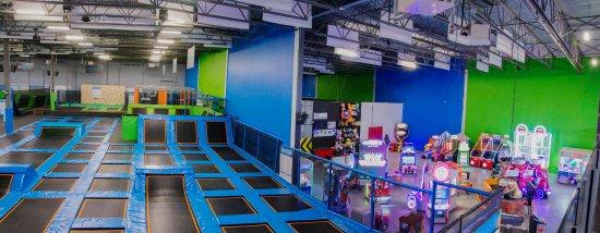 Sherwood Park, Canadá: Arcades