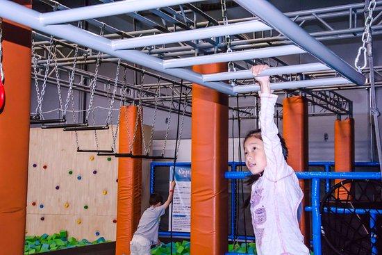 Sherwood Park, Canadá: Ninja Course