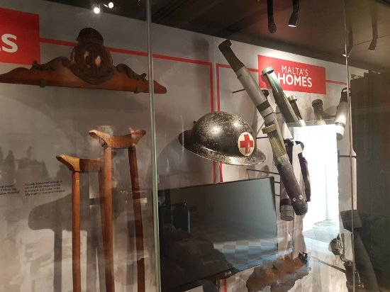 Fort St Elmo - National War Museum: 20171118_154002_large.jpg