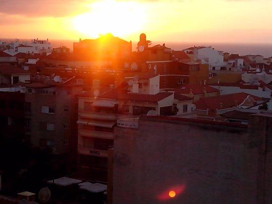 Be Live Experience Orotava: Blick auf Altstadt von unserem Balkon
