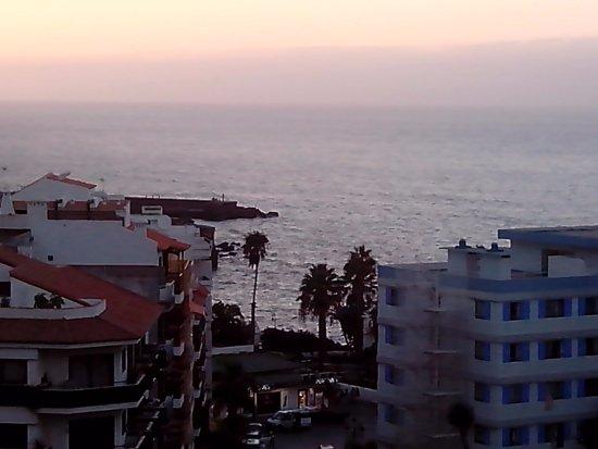 Be Live Experience Orotava: Vom Balkon des Hotels(Ocean)