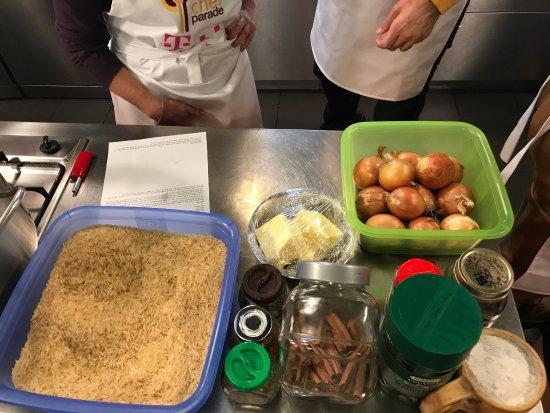 Chefparade Cooking School: ...fun!