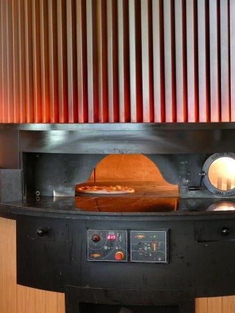 Sankt Jakob im Rosental, Oostenrijk: der echt italienische Pizzaofen
