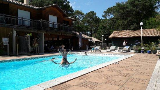 Village Club Dunea: Jeux piscine
