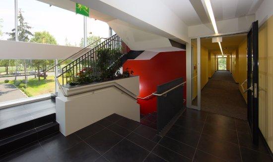 Hotel Maxlhaid: Stiegenhaus