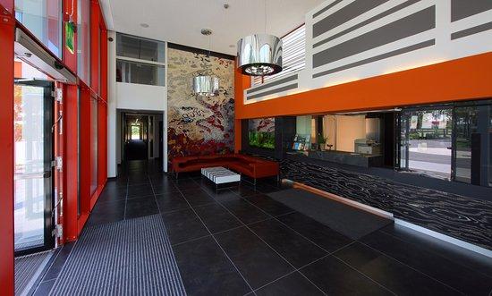 Hotel Maxlhaid: Eingangsbereich/ Rezeption
