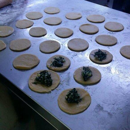 Capljina, Bośnia i Hercegowina: Homemade ravioli pasta🍝