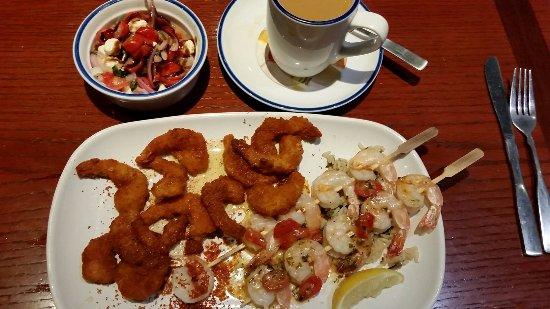 Saint Joseph, Missouri: Endless shrimp - delicious!