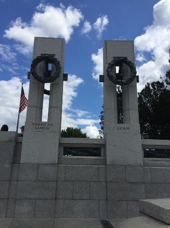 National World War II Memorial: Memorial Nacional da II Grande Guerra