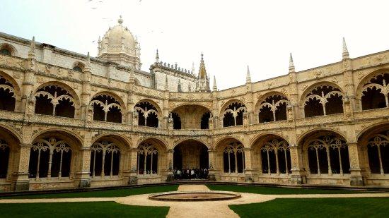Mosteiro dos Jerónimos (Hieronymuskloster): Monasterio de los Jerónimos