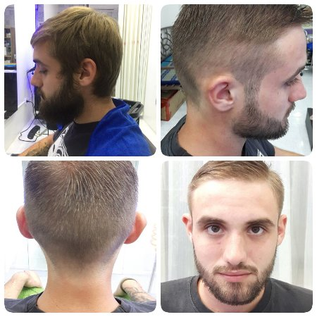 Pleasing Haircut For Men And Beard Trimming In Patong Beach Picture Of Natural Hairstyles Runnerswayorg