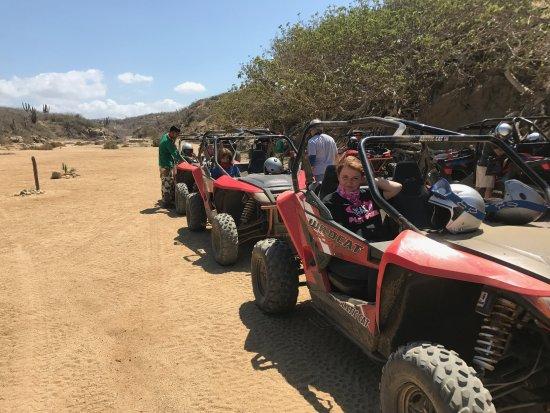Xtreme Adventure Cabo: Extreme Adventures tour