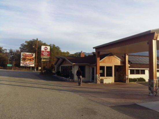 Zimmer - Picture of Best Western Plus Frontier Motel, Lone ...