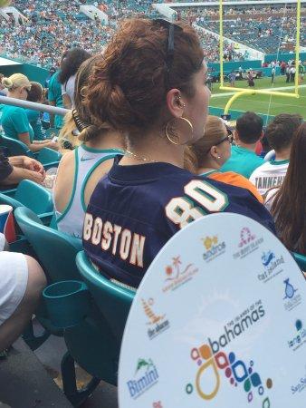 Miami Gardens, FL: Jersey - Boston