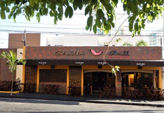 Chilli Grill Bar E Restaurante: Chilli Grill - Fachada