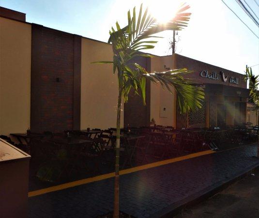 Chilli Grill Bar E Restaurante: Sunset @chilligrillbr
