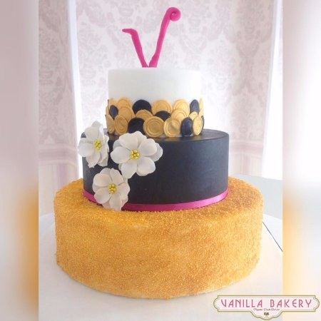 Cake Design Photo De Vanilla Bakery Pasqualina Danella Sweet Lab