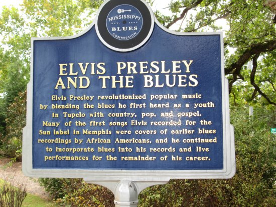 Elvis Presley Birthplace & Museum: history