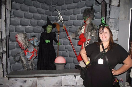 Wamego, KS: I always did love the Witch of the West