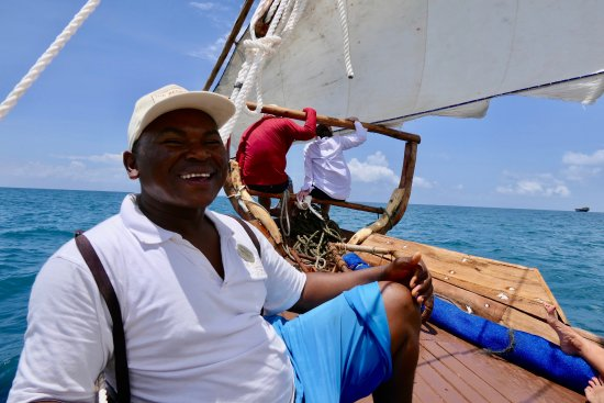 The Residence Zanzibar: Safari Blue sailing with Captain Henry from Activities