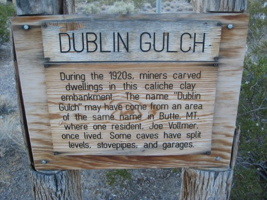 Local History, Shoshone CA