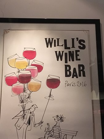 Restaurant Willi S Wine Bar Paris