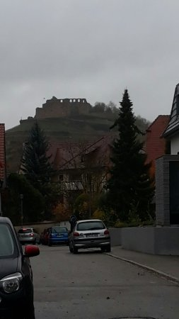 Der Burgruine Schlossberg