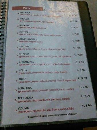 I gemelli diversi foggia restaurant bewertungen - Pizzeria gemelli diversi foggia ...