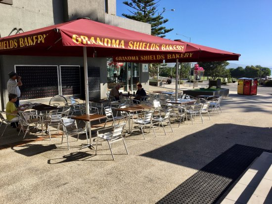 Lorne, Australia: Grandma Shields Bakery