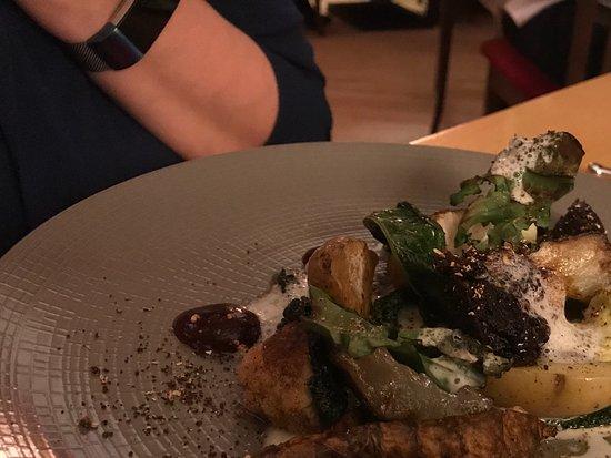 Virginia, Irlanda: Tasting menu
