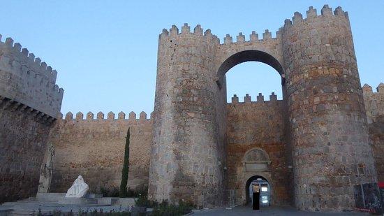 The Walls of Avila