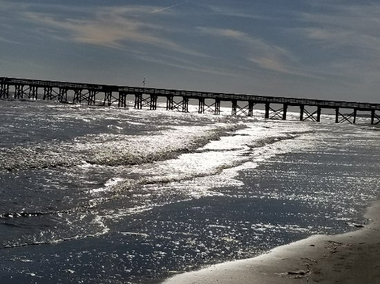 Isle of Palms, SC: November Day