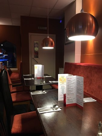 West Dunbartonshire, UK: Another absolutely fabulous meal at the Curry Connection - there's such a warm friendly atmosphe