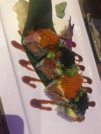 Brookline, MA: Osaka Japanese Sushi & Steak House