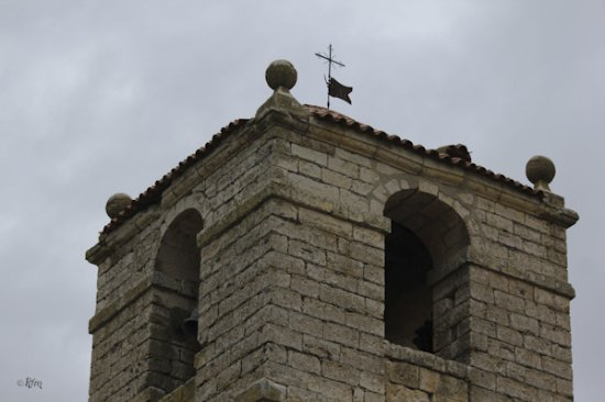 Province of Valladolid, Ισπανία: Villasexmir, Iglesia Torre