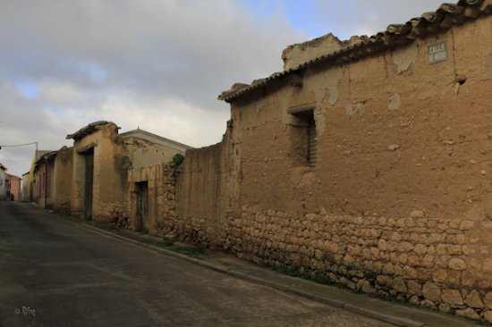 Province of Valladolid, Spagna: Villasexmir, calles III
