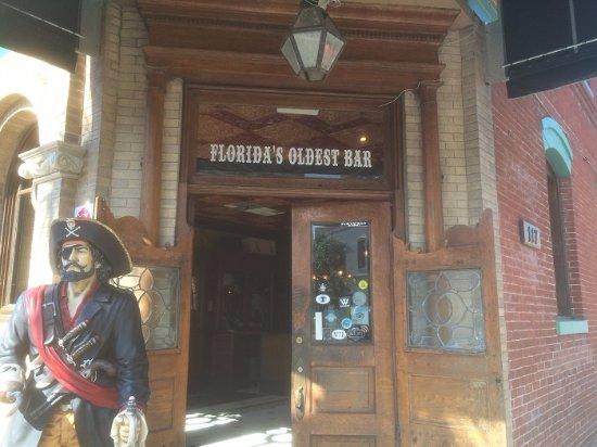 Fernandina Beach, FL: The Entrance