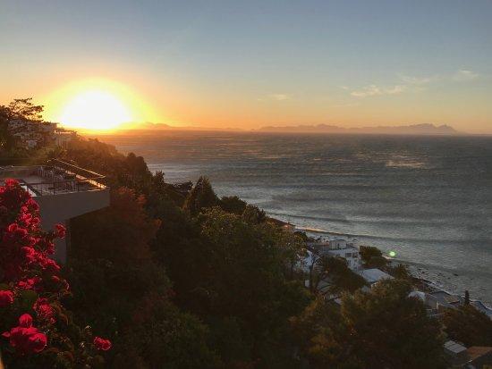 Gordon's Bay, Südafrika: Foto vom Balkon