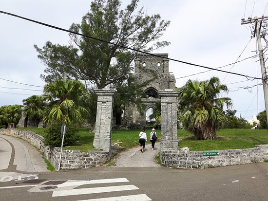 St. George, Bermuda: St george